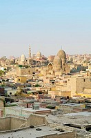 cairo old town in egypt