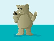 Wild Hog Cartoon