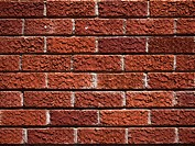 close up of a brick wall texture background