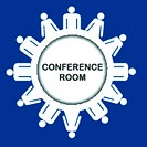 Conference room icon
