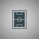 soccer field symbol