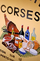 U Tavonu at Porto Vecchio,shop specialized in corsican products