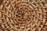 rattan cane wood texture background