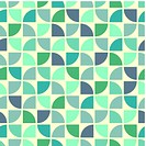 Vector colorful geometric background, neutral vintage abstract s