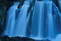 Waterfall, waterscape