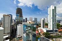 Panama City, Panama, Central America.