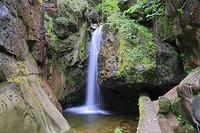 Kostenski Waterfall, Rila Mountains, Bulgaria.