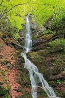 Skakalets Waterfall, Rila Mountains, Bulgaria.