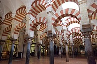 Mosque-Cathedral, Cordoba, Andalucia, Spain, Europe.
