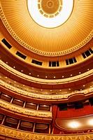 Building of the State Opera, Vienna, Austria
