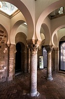 Ermita del Cristo de la Luz, Toledo, Castile-La Mancha, Spain