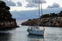 cala Pi, Mallorca, balearic islands, spain, europe.
