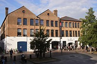The Rodboro Buildings Pub and Academy of Contemporary Music Guildford.
