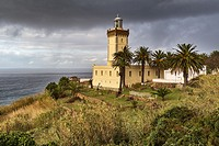 Cape Spartel near Tangier, Morocco.