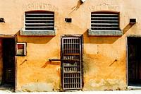 Prison - The Saladin Citadel of Cairo, Egypt.