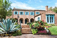 Florida, Winter Park, Orlando, Casa Feliz, restoration, mansion, house museum, Robert Bruce Barbour House, National Register of Historic Places, James...