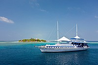 Liveaboard Hammerhead 2, South Male Atoll, Maldives.