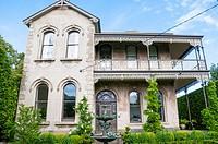Grand Victorian home in suburban Elsternwick, Melbourne, Australia.