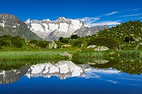 Wannenhorn, Wallis, Switzerland.