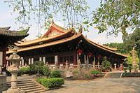 Guangxiao Temple, Guangzhou, China.