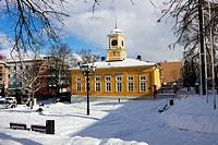 Raatihuone in Lappeenranta, Finland.