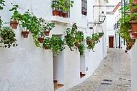 Arcos de la Frontera, Pueblos Blancos (´white towns´) Route Cadiz province, Andalusia, Spain.