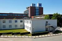 Germany, Bochum, Ruhr area, Westphalia, North Rhine-Westphalia, NRW, Bochum-Wiemelhausen, Berufsgenossenschaftliches Universitaetsklinikum Bergmannshe...