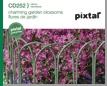 flores de jardín (CD252)
