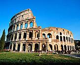 Colosseum. Rome. Italy.