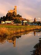 Almansa Castle. Albacete province. Spain