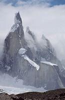 Cerro Torre, Los Glaciares National Park. Argentina