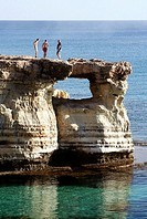 Cap Grek. Agia Napa. Cyprus.