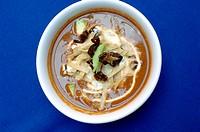 Purepecha Soup Morelia Mexico