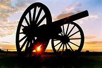 Manassas National Battlefield Park, Virginia, USA