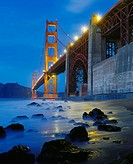 Golden Gate Bridge, San Francisco. California, USA