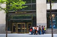 NBC Experience Store, Rockefeller Center, Midtown Manhattan, New York City, New York, USA