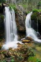Sources of Mundo river. Albacete province, Castilla-La Mancha, Spain