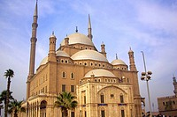 Muhammed Ali Mosque, The Citadel, Cairo, Egypt