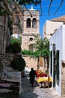 Monemvasia, Laconia, Peloponnese, Greece