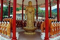 Kek Lok Si - Temple of the thousand Buddhas, Kek Lok Si temple Ban Po Thar - Penang / Malaysia