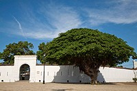 La Polvora fortress, Granada, Nicaragua