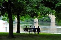 Limeuil, Dordogne, Aquitaine, France