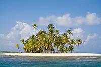 Green Island, San Blas Islands, Kuna Yala, Panama