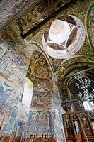Unesco World Heritage  Probota monastery  Dolhasca  Bucovina  Romania