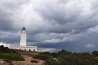 Faro de la Mola. Formentera, Balearic Islands, Spain
