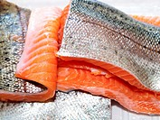 -Fresh & Healthy Food- Salmon.