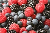 Mixed Fruit Berries