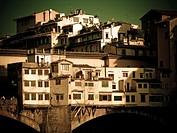 Ponte Vecchio. Florence. Italy.
