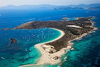Ses Salines Natural Park. S´Espalmador. Formentera Island. Balearic Islands. Spain.