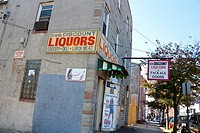 Liquors Store in Downtown
